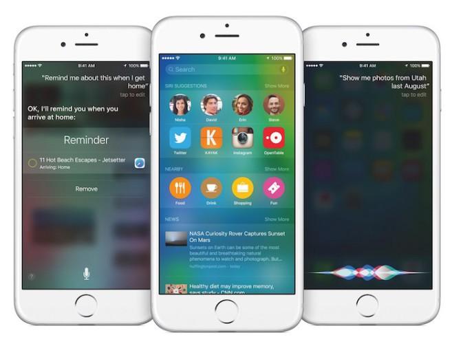 El ritmo de adopción de iOS 9 es el más rápido en la historia de Apple