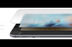 Los protectores de pantalla funcionarán perfectamente con la tecnología 3D Touch
