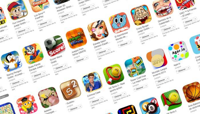 App-Store-Juegos