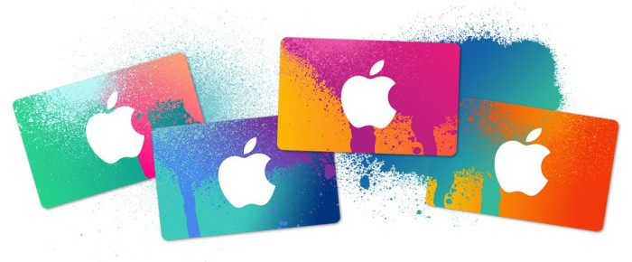 Apple Giftcards