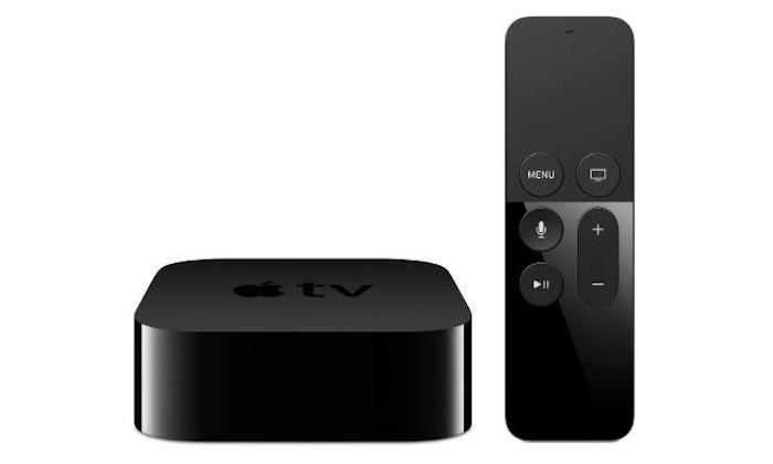 Apple TV Octubre