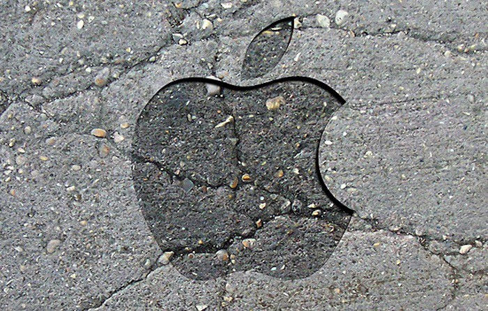 Apple-piedra