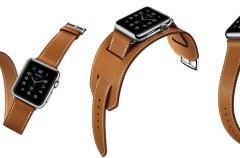 El Apple Watch Hermès ya a la venta en Apple Stores seleccionadas y tiendas Hermès