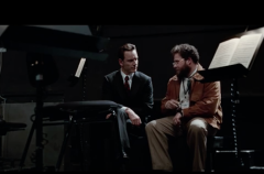Echa un vistazo a la primera escena de la película sobre Steve Jobs