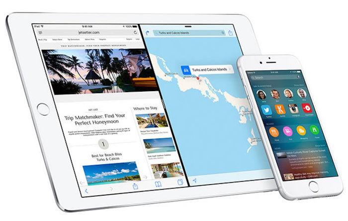 Firmado-Apple-iOS9