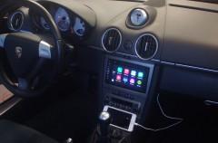 Porsche usará CarPlay en sus vehículos y descarta Android Auto por su política de privacidad