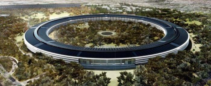 Apple Campus 2 Noviembre