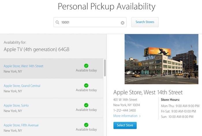 Apple-Personal-Pickup