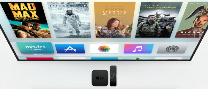 Apple TV contenidos