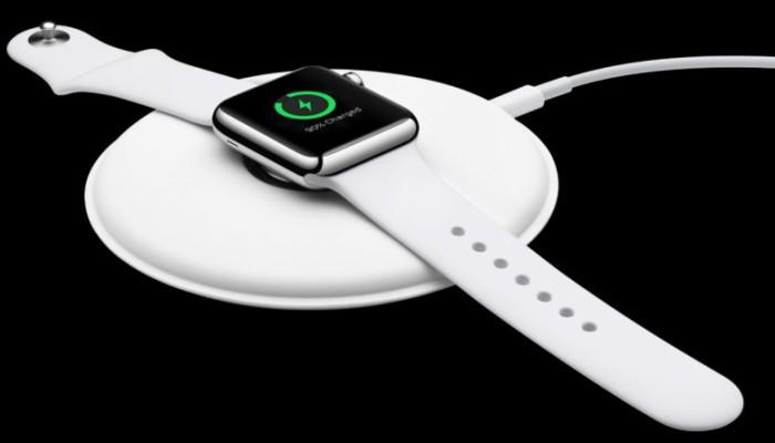 Como medida preventiva, Apple estaría forzando al usuario a comprar su cargador oficial de Apple Watch