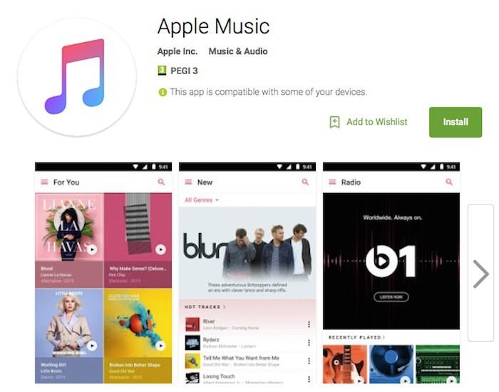 AppleMusicAndroid