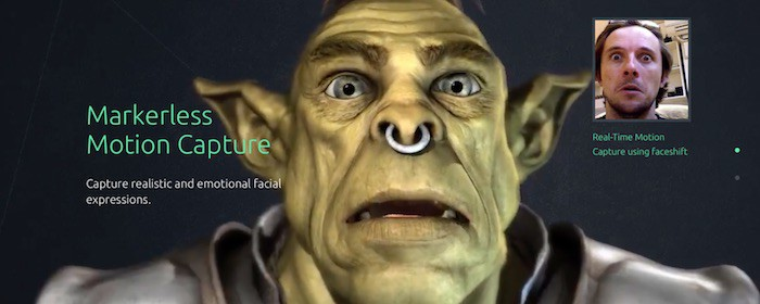 Faceshift-orco