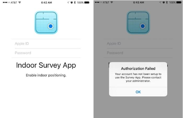 Apple crea una app para poder localizarnos en interiores