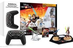 Disney lanza un pack exclusivo de Infinity 3.0 para el nuevo Apple TV con temática Star Wars