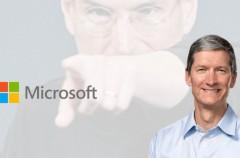 Prensa de Apple sale al paso de las declaraciones de Tim Cook sobre el Microsoft Surface Book