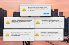 Algunos usuarios reportan problemas con apps descargadas de la Mac App Store… pero hay solución