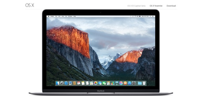 OS X 10.11.2 publica