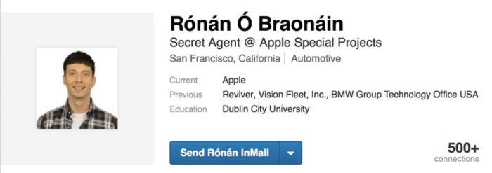 Ronan O Braonin