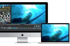 Los nuevos iMac no pueden usarse como monitor secundario