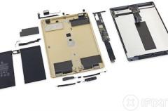 Las tripas del iPad Pro: Más altavoces por menos batería, y escasa reparabilidad