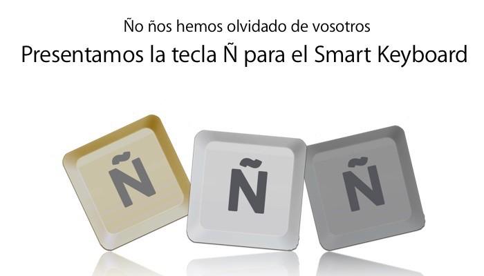 Tecla-Ñ-iPad-Pro