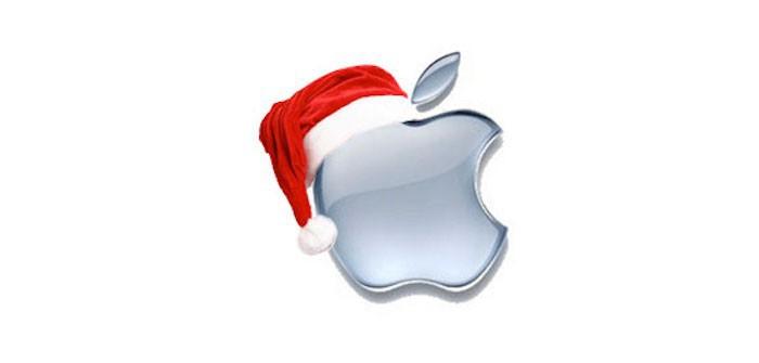 Apple Navidad