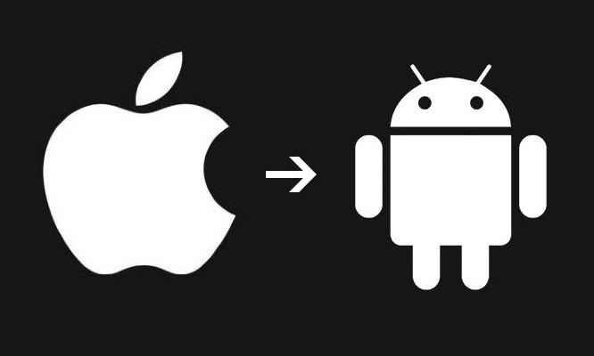 Apple-a-Andoid