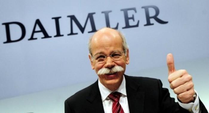 CEO Daimler