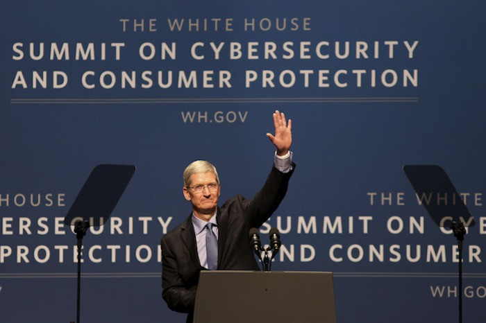 Tim Cook White House