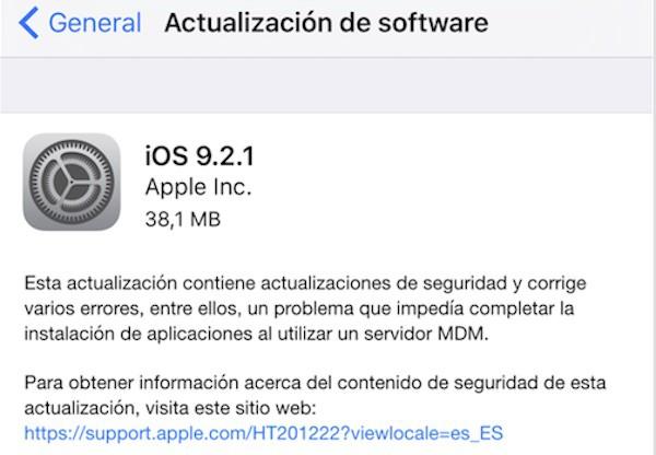 iOS921