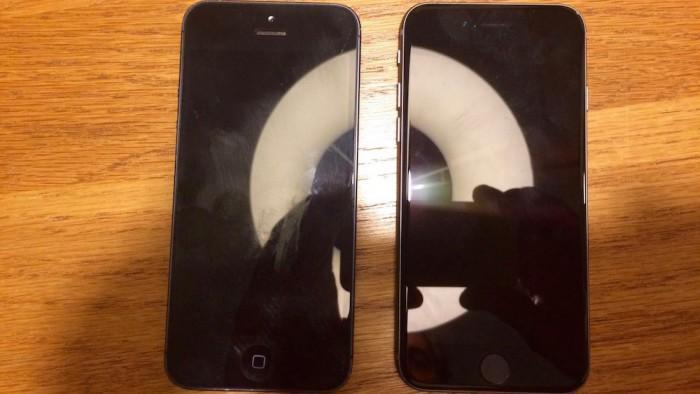 Aparece una nueva imagen filtrada: ¿es este el iPhone 5se?