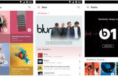 Apple Music para Android permite grabar canciones en tarjetas SD
