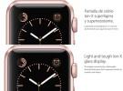 Apple elimina la frase «resistente a los impactos» de la publicidad del Apple Watch al perder un juicio por una rotura de pantalla