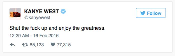 Kanye West Twitter_2
