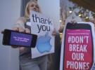 EE.UU se moviliza apoyando a Apple en su enfrentamiento con el Departamento de Justicia