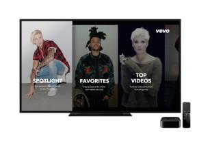 Vevo renueva su aplicación para ofrecer una mejor experiencia en el Apple TV