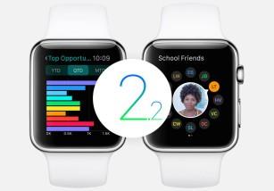 WatchOS 2.2 también estrena nueva Beta para desarrolladores