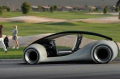 """¿Es un coche eso que estoy escuchando en las instalaciones """"secretas"""" de Apple?"""