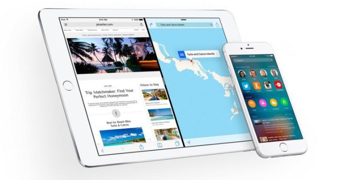 iOS 9.3 beta pública
