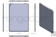 El iPad Air 3 podría ser más grueso y más ancho que su predecesor
