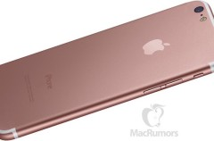 Primeros detalles del diseño del iPhone 7
