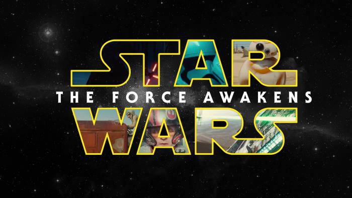 Force Awakens logo