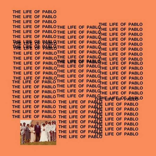 Life of Pablo cover