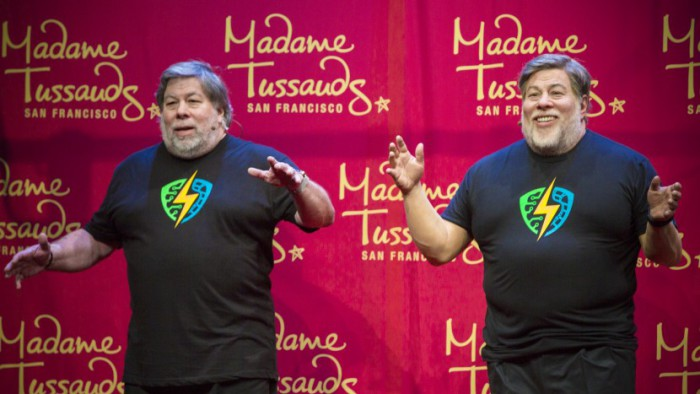 Steve Wozniak Madame Tusseaud