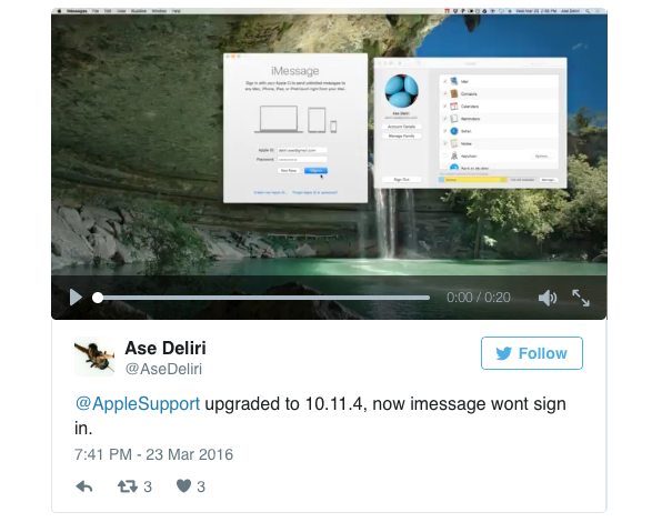 iMessage OS X 10.11.4_2
