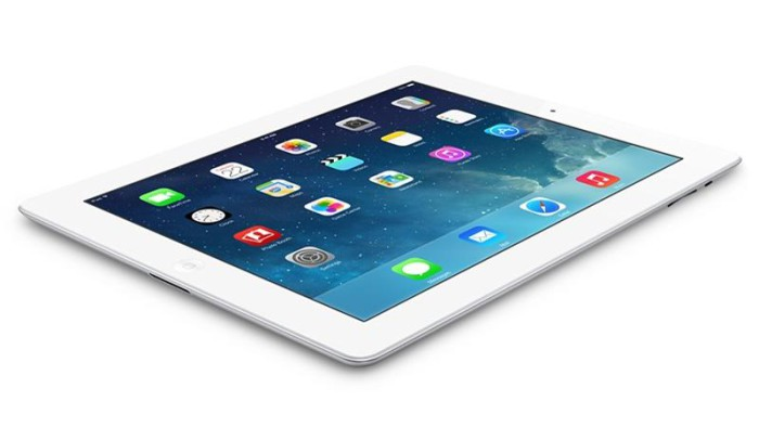 iPad 2 iOS 9.3