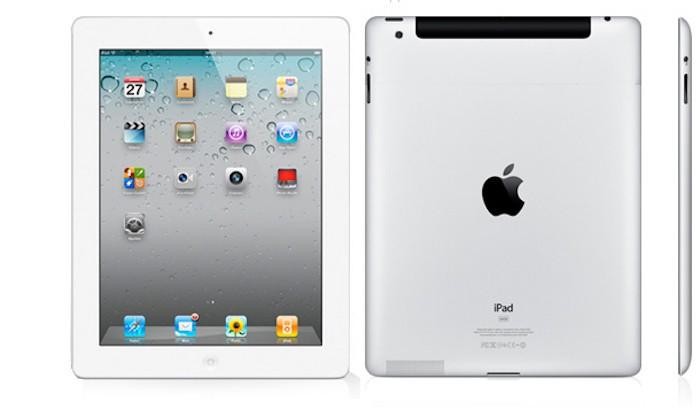 iPad veterano