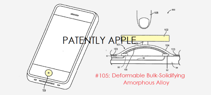 iPhone Liquidmetal 2