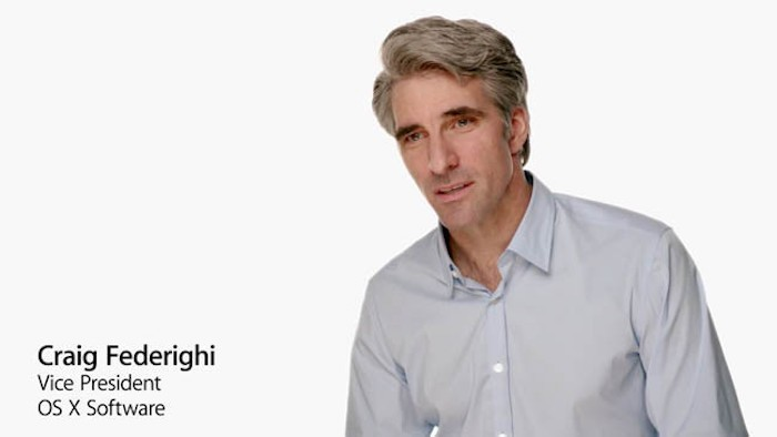 perfil Craig Federighi