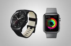El Apple Watch pierde terreno frente a Android Wear